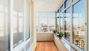 Как подобрать остекление балконов и лоджий?