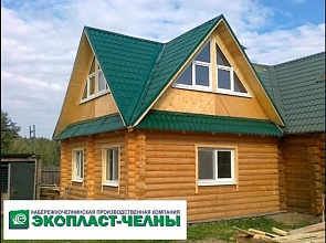 Окна из ПВХ для частного загородного дома